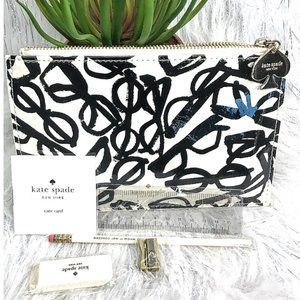 Kate Spade Literary Glasses Pouch